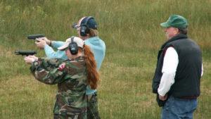 4x4 Healing Firearms Training